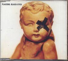 PLACEBO - Black-eyed - CD SINGLE 2001 USATO OTTIME CONDIZIONI