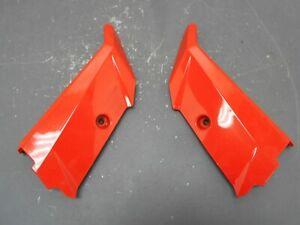 #01024 - 2020 19 20 Honda Talon 1000 X-4 Orange Radiator Side Covers