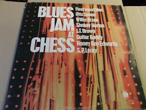 BLUES JAM AT CHESS,BDOUBLE LP ON BLUE NOTE S7-63220,1969