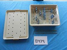 Bionx Surgical Arthroscopic Meniscus Arrow Instrument Set W/ Case # 2