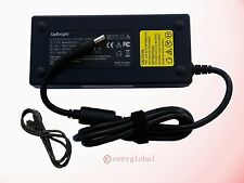 AC Adapter For Sager NP6165 NP9130 9150 Gaming Laptop Power Supply Cord Charger