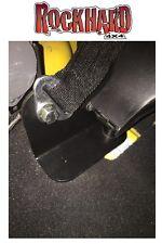 Rock Hard 4X4 Front Seat Harness Lap Belt Mounts fits 97-06 Jeep Wrangler TJ LJ