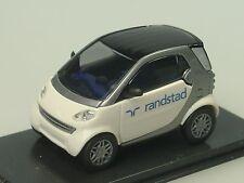 Busch Smart Fortwo RANDSTAD, Sondermodell - 1:87