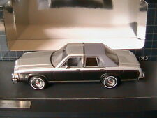 FORD LTD CROWN VICTORIA 1986 GREY SILVER MATRIX MX 20603-401 RESIN RESINE