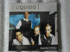 CD-LIQUIDO-NARCOTIC-AMIE-WOLFGANG SCHRODL-OLAF-NEUF EMBALLE(CD SINGLE)98-2TRACK