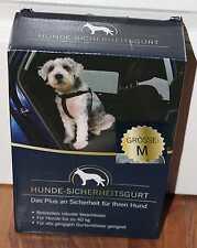 Hunde Sicherheitsgurt individuell Einstellbar Gr. M NEU (unschlagbar günstig)