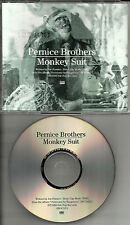 PERNICE BROTHERS Monkey Suit SUB POP Records 1998 PROMO Radio DJ CD single