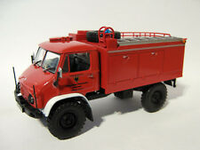 Minichamps Mercedes Unimog 404 TLF8 Fire Truck Feuerwehr Aachen 1/43 Limited Ed