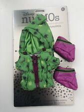 More details for disney nuimos collection nbc oogie boogie cosplay outfit by wes jenkins - new