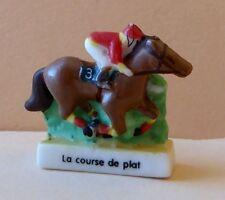 Fève Le Monde Hippique / Passion des Courses - 2007 - La Course de plat