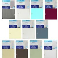 Heavy PEVA 10 Gauge Shower Curtain Liner: Mildew ResistantGrommetsMagnets