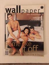WALLPAPER MAGAZINE Issue 10 - May June 1998
