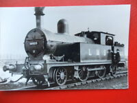 PHOTO  LMS EX L&Y CLASS 1008 LOCO NO 10825