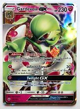 Pokemon, S&M, Burning Shadows, Gardevoir GX 93/147, Ultra Rare, New, Mint