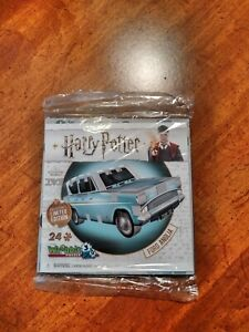 Wrebbit 3D Puzzle Harry Potter FORD ANGLIA Collector's Limited Edition
