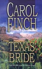 Texas Bride by Finch, Carol