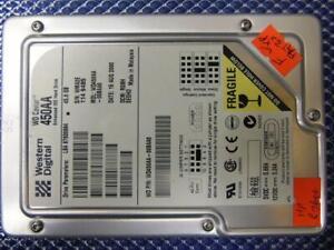 "45GB Western Digital WD450AA-00BAA0 DCM: RSBHSEEH0 Date: 15AUG2000 IDE 3.5"" HDD"