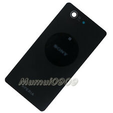 Battery Back Cover For Sony XPERIA Z3 Compact D5803 D5833 Black