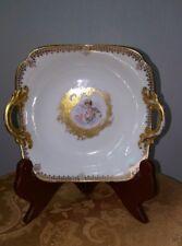 Antique Limoges D & C France Cherub Bowl