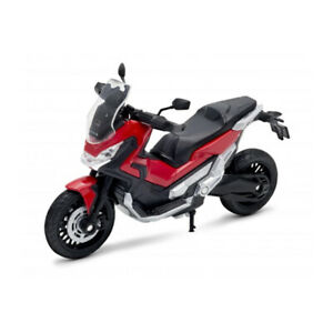 WELLY 12855 Honda x-Adv Red Scale 1:18 Model Motorcycle New !°