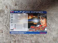 AKIO ASAKURA MAXIMUM TUNE  PLAYERS TUNING CARD WANGAN MIDNIGHT arcade game C58
