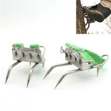 Tree Climb Tool Pole Climbing Spikes Hunting Observation Picking Fruit Tree Shoe
