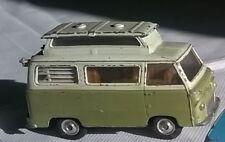 Corgi Toys 420 Ford Thames Airborne Caravan Diecast combi 1960s Original