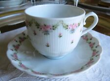 AK KAISER FINE CHINA.. DEMITASSE CUP & SAUCER.. MARSEILLE.. W. GERMANY..SWEET