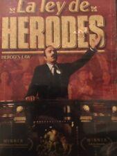 La Ley De Herodes (DVD, 2004, Spanish Version)