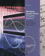 NEW 3 Days US Supply Chain Management A Logistics Perspective 9E Robert A Novack