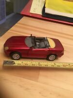 Mercedes-Benz SLK-230 Convertible Die Cast Model Car - 1/43 Scale Nearly Mint