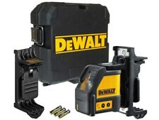 Dewalt DW088K 2 Way auto-nivelación Cross Line Laser Level Kit DW088 DW088K-XJ