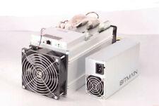 Bitmain Antminer l3+ Bitcoin Miner + Bitmain apw3+ Alimentatore miner Litecoin (LTC)