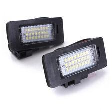 AUDI LED Q5 A4 S5 A5 TT License Number Plate Light Bulbs R36 Panamera