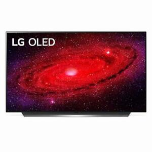 "LG OLED48CX6LB 121,9 cm (48"") 4K Ultra HD Smart TV Wi-Fi Nero, Argento 48"", 4..."
