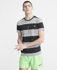 Superdry Herren  Collective T-Shirt Aus Bio-Baumwolle Mit Streifen
