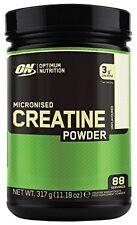 Optimum Nutrition Micronised Creatine Powder - 317 G UK POST FREE