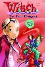 The Four Dragons - W.I.T.C.H #9 by Elizabeth Lenhard SC new