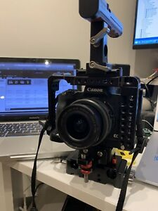 Movcam Sony A7ii/A7rii/A7sii twist cage kit with handle