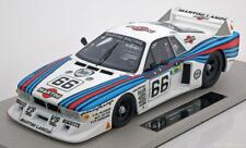 TOP MARQUES Lancia Beta Montecarlo Turbo Le Mans 1981 #66 1/18 New! In Stock!