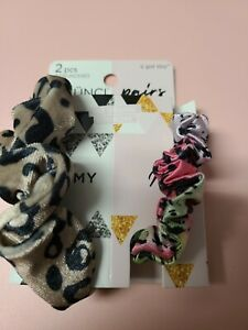 Scunci Scrunchies Mommy And Me Set of 2 Scrunchies