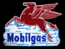 Mobilgas Patch Automotive Motor Oil Gasoline Sales Service Station Hot Rod