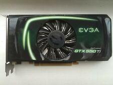 SPARES OR REPAIR EVGA GEFORCE GTX550Ti 1 GB