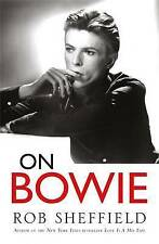 On Bowie by Rob Sheffield (Paperback, 2017)