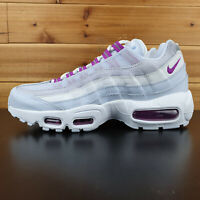 Nike Air Max 95 Women's Running Shoes Sneakers Blue Purple Gray 307960-023