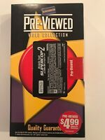 """MICHELLE YEAH """"SUPERCOP 2"""" VHS BLOCKBUSTER PREVIEWED VIDEO COLLECTION, JACKIE CH"""