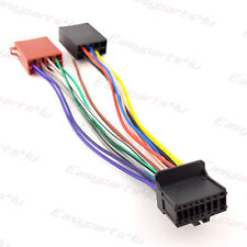 ISO Adapter Pioneer DEX-P 90RS FH-P 80BT Kabelbaum Loom Verbindung
