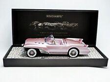 Buick Wildcat II Concept 1954 - 1:18 - Minichamps