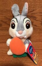 """Disney 6"""" Thumper """"Animals With Accessories"""" Series 1 Plush Bambi"""