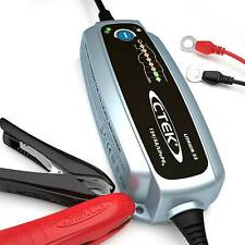 CTEK Lithium Ion XS LiFePO4 Battery Charger/Charging/Recharger/Recharging